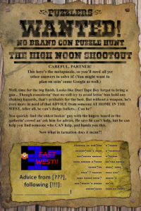 The High Noon Shootout