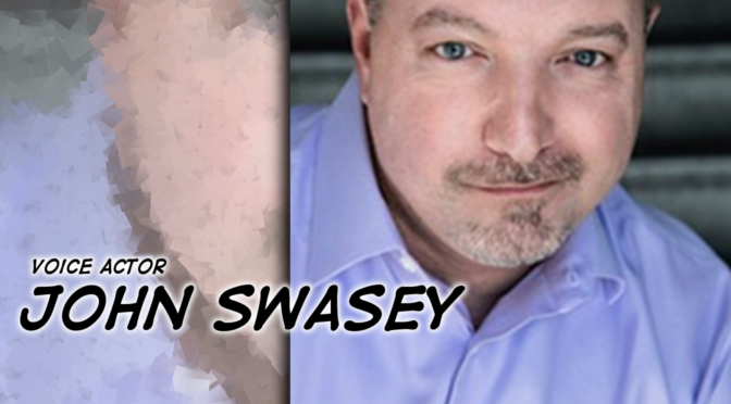 Guest Announcement: John Swasey