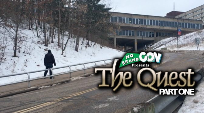 "No Brand Con Presents ""The Quest"" Part One"