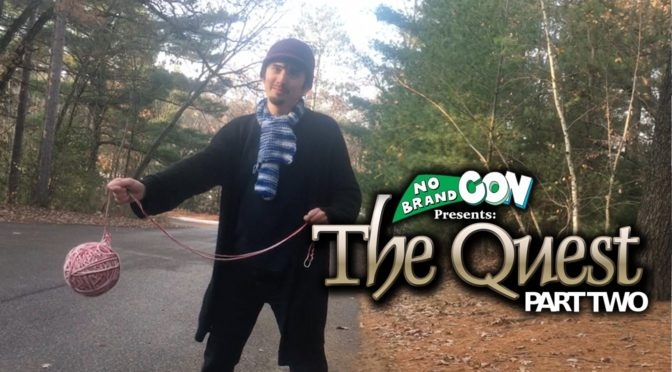 "No Brand Con Presents ""The Quest"" Part Two"
