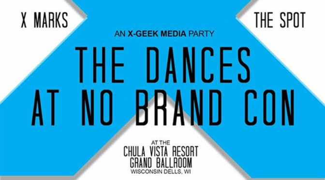 Are You Ready To Hit The Dance Floor at No Brand Con 2018?